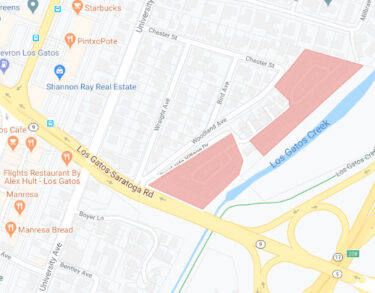 Creekside Village on Google Maps