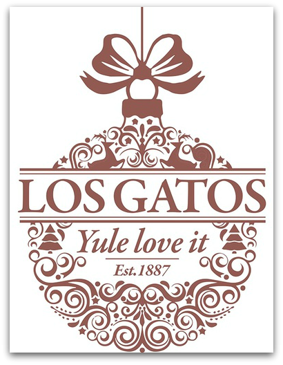 Yule Love it logo2 - Los Gatos Downtown Holiday Shopping Stroll