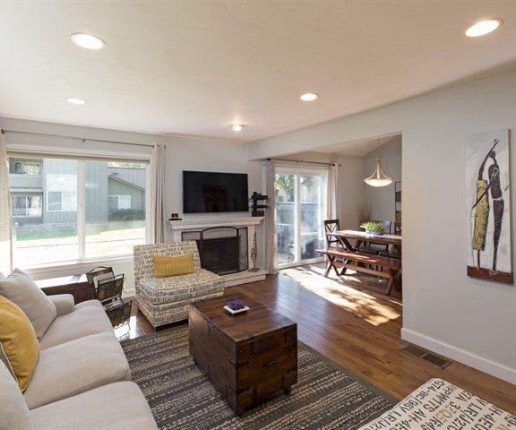 126 Charter Oaks Circle Living & dining Room