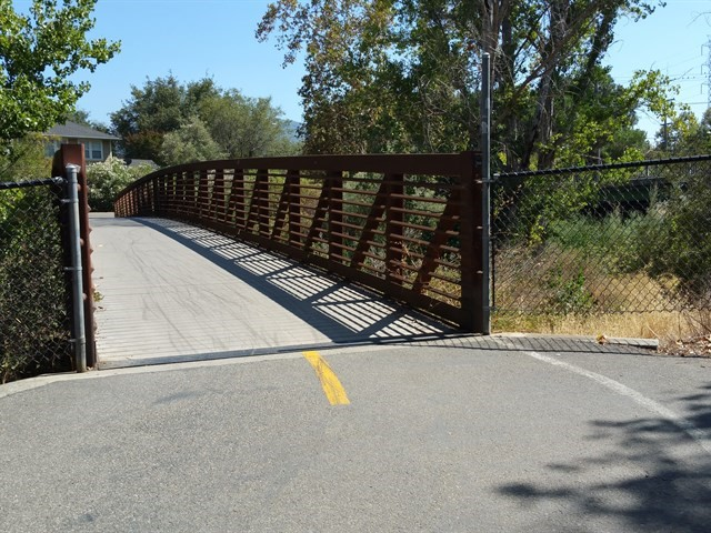 024 Los Gatos Creek Trail Bridge Photo by Mary Pope Handy - 126 Charter Oaks Circle, Los Gatos