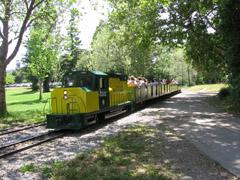 Billy Jones Wildcat Railroad - End of Summer Night Ride happens here in Los Gatos