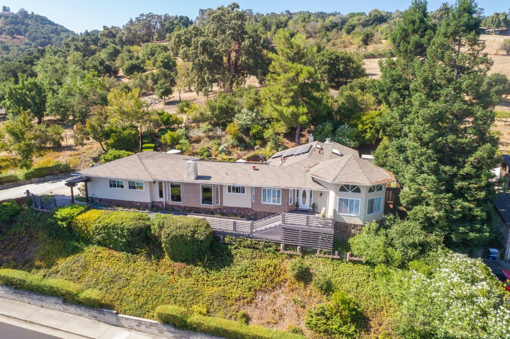 East Los Gatos view home - 211 Westhill Drive, Los Gatos CA