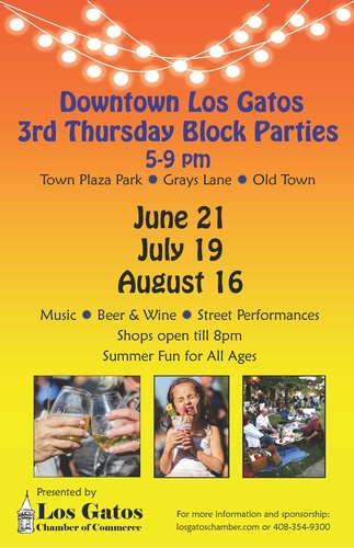 Downtown LG Block Party 3rd Thursday