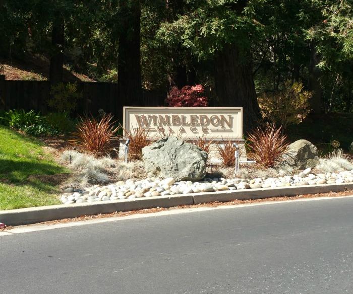 Wimbledon Place sign