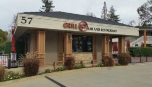 2018 Grill 57 Bar and Restaurant in Los Gatos