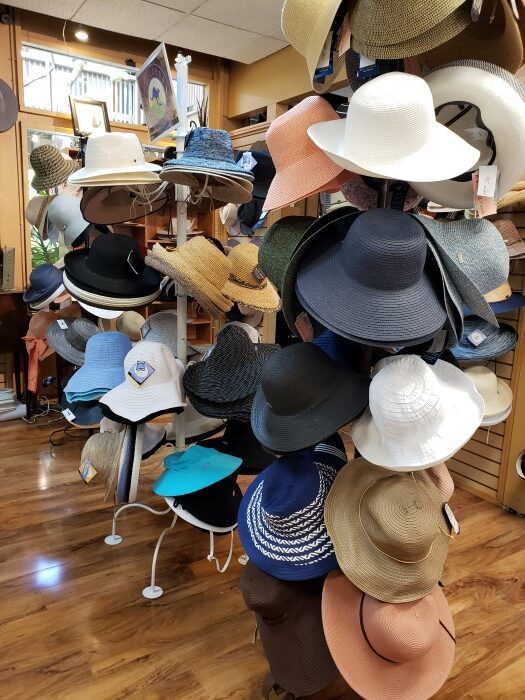 2021-07-28 Black Cat Hats in Los Gatos
