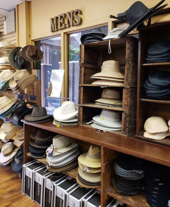 2021-07-28 Hats for Men at Black Cat Hats