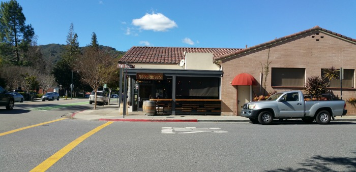 Cafe Dio in Los Gatos