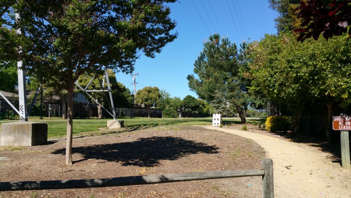 Live Oak Manor Park neighborhood Los Gatos