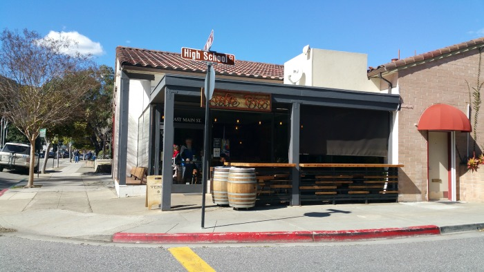 Café Dio in Los Gatos