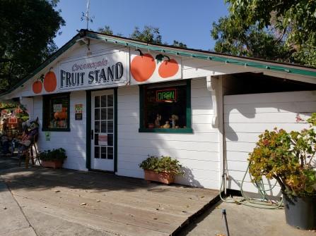 2019 10 27 Cornucopia Fruit Stand Los Gatos 2 - The Cornucopia Fruit Stand