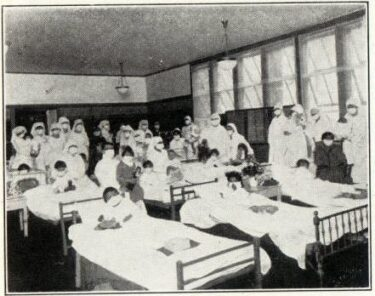 The Normal Hospital during the Pandemic