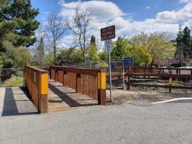 029_Ross Creek Trail Pedestrian and Bike Access Bridge