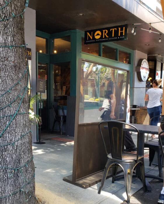 North Restaurant - Los Gatos CA