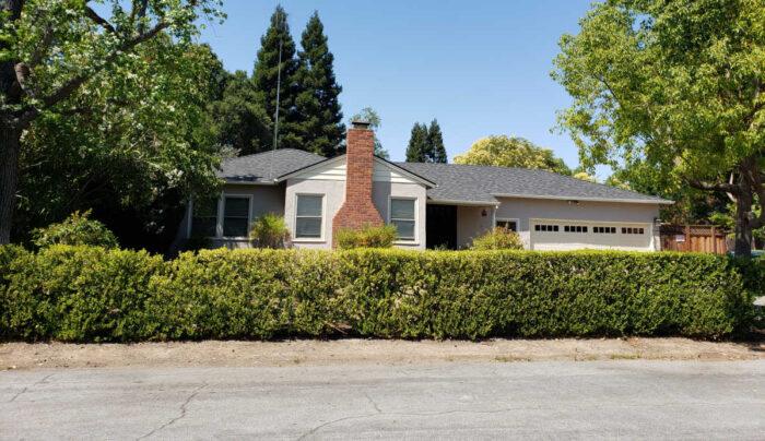 Kenwood Acres - Los Gatos - more original looking home
