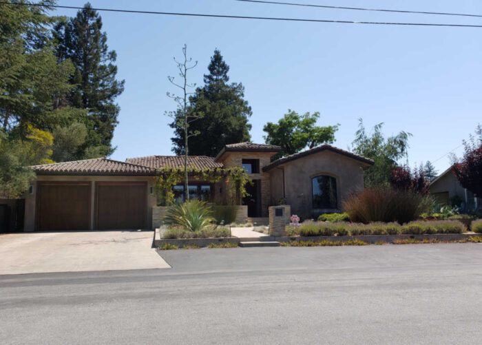 Kenwood Acres - Los Gatos rebuilt or remodeled home
