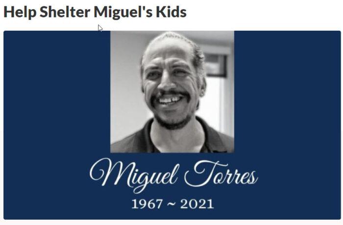 RIP Miguel Torres, Thrasher Termite & Pest Control